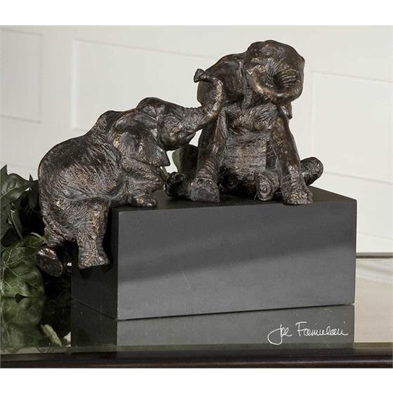 19473 Playful Pachyderms by Uttermost