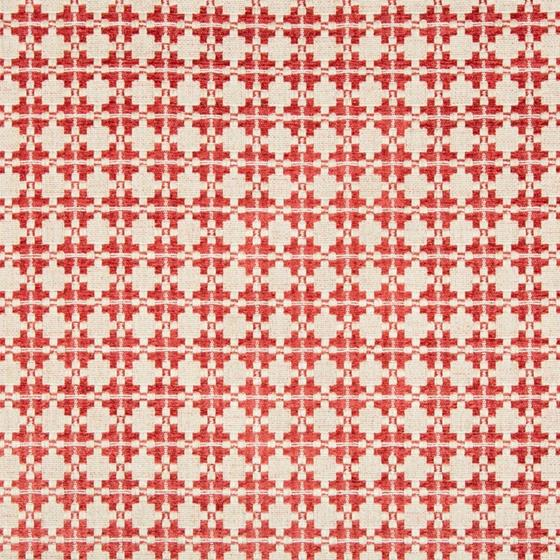 34962.19.0 Back In Style Berry Burgundy Red Upholstery Geometric Fabric by Kravet Couture