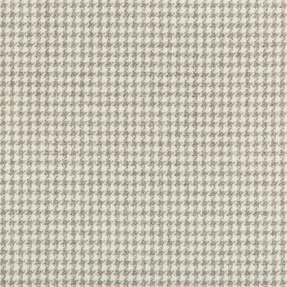 35702.11.0 Ivory Upholstery Check Houndstooth Fabric by Kravet Design