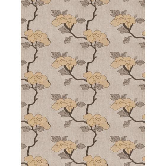 4996501 Asian Floral Whiskey Fabricut
