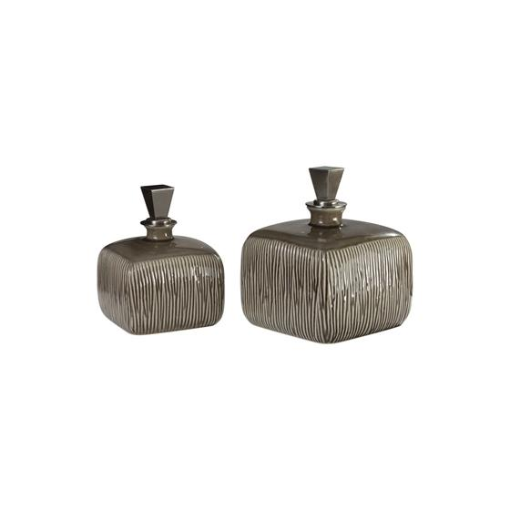 18938 Cayson Bottles S/2 by Uttermost-3