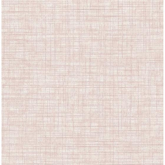 2767-24272 Tuckernuck Rose Linen Techniques and Finishes III by Brewster