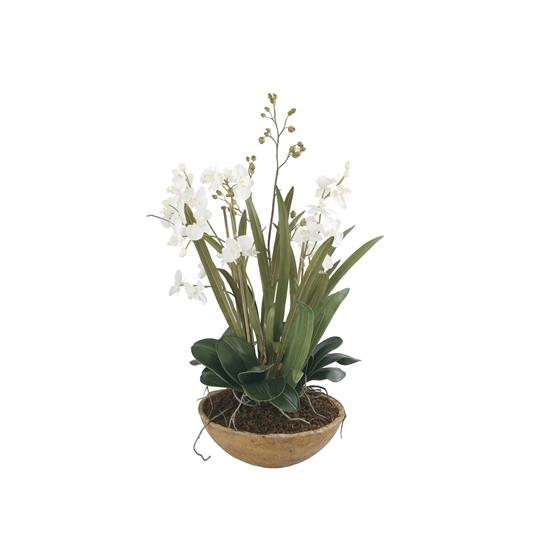60039 Moth Orchid Planter by Uttermost-3