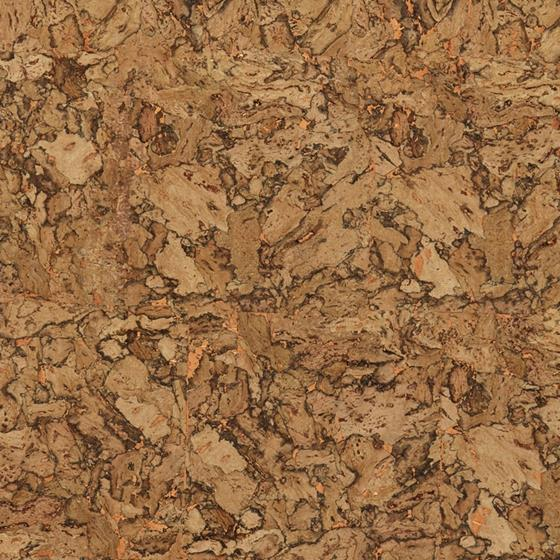 WP88345-003 Cork Glimmer Natural and Copper by Scalamandre