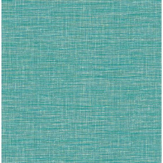 2969-24118 Pacifica Exhale Turquoise Woven Texture Turquoiseby A-Street Prints Wallpaper