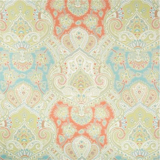 34558.915.0 Artemest Tropicale Red Upholstery Damask Fabric by Kravet Design
