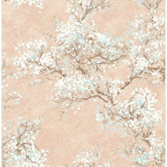 FI71101 French Impressionist Cherry Blossoms Seabr