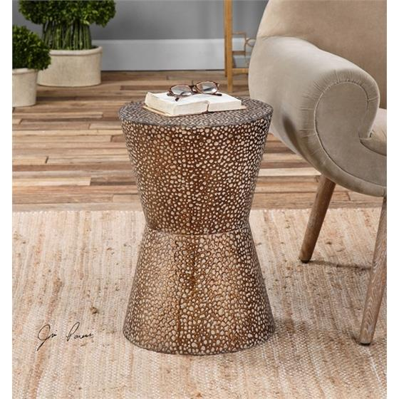 24461 Cutler Accent Tableby Uttermost