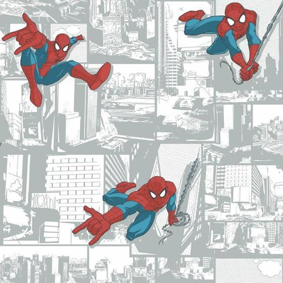 DY0256 Marvel Ultimate Spiderman Comic by York Wal