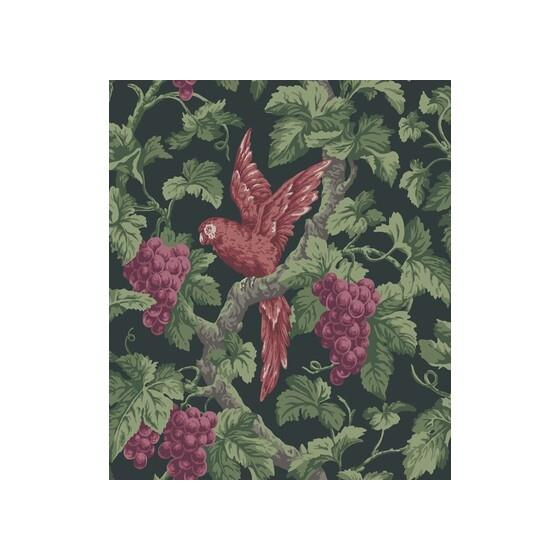 116 5020 Woodvale Orchard Multi Color Botanical Cole and Son Wallpaper