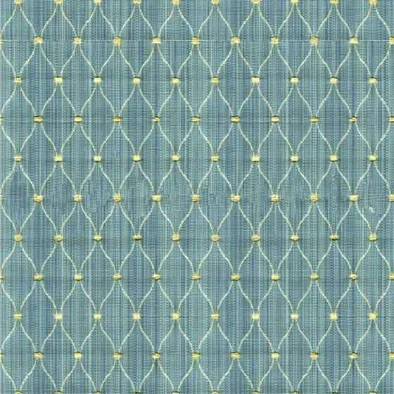 31137.1615.0 Light Blue Upholstery Small Scales Fabric by Kravet Smart