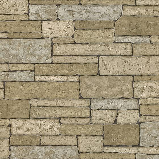 2767-41391 Madeline Grey Stone Texture Techniques and Finishes III by Brewster