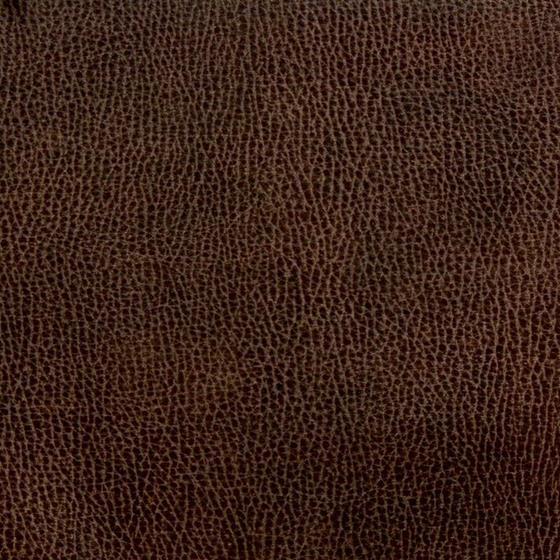 NOSE-1 Noseda Chocolate brown n/a faux leather - Stout Fabric