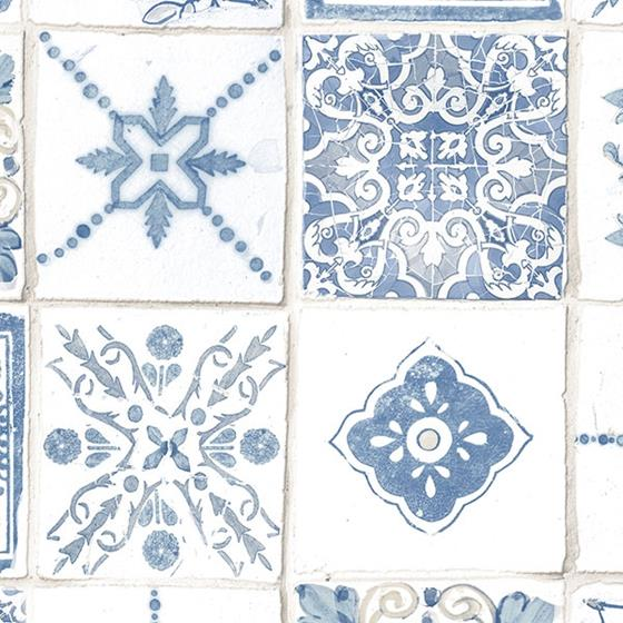 CK36622 Creative Kitchens Morrocan Tiles  Norwall