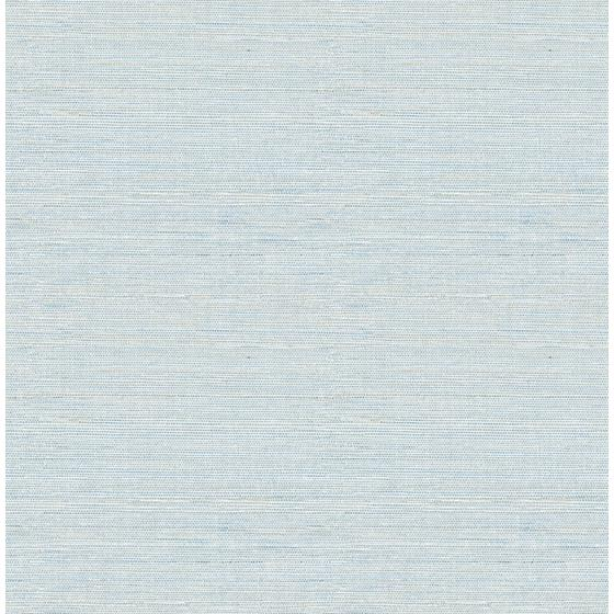 2969-24283 Pacifica Agave Blue Imitation Grasscloth Blueby A-Street Prints Wallpaper