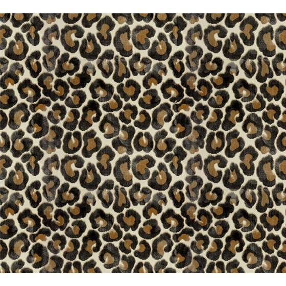 33111.816.0 The Hunt Is On Smoked Pearl White Upholstery Skins Fabric by Kravet Couture