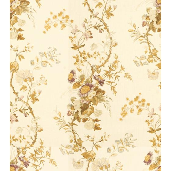 30739.1610.0 Summer Palace Fig Beige Upholstery Botanical Foliage Fabric by Kravet Couture