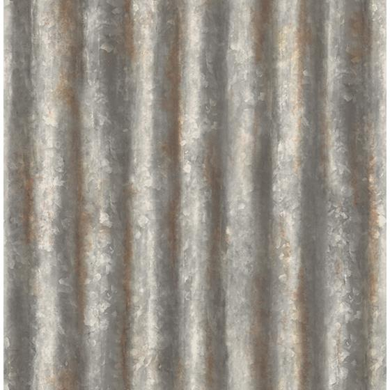 2701-22333  Reclaimed Charcoal Textured by A-Street Prints Wallpaper