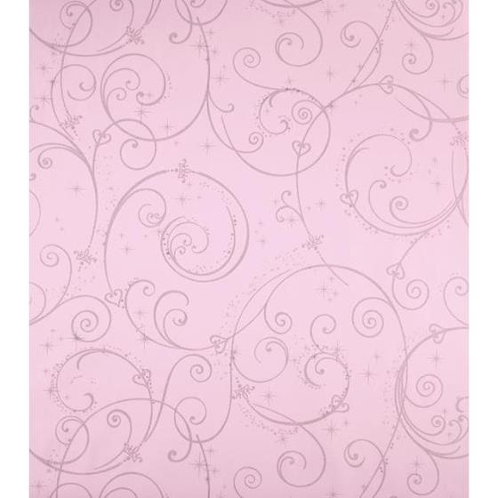 DK5967 Perfect Princess Scroll by York Wallcoverin