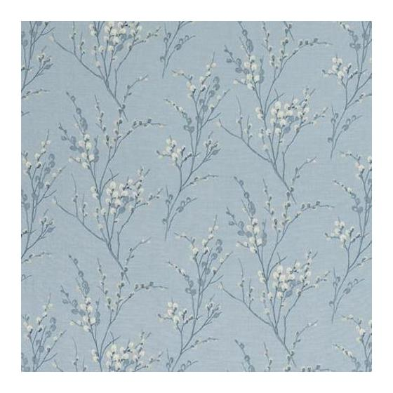 Laura Ashley wallpaper 1 roll Pussy willow Cranberry
