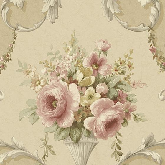 IM36424  Silk Impressions In-register Ornamental F