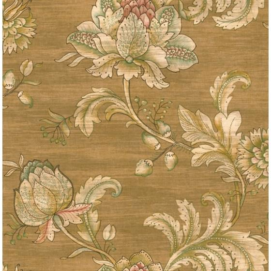 HE51307 Heritage by Seabrook Wallpaper