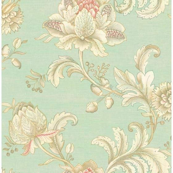 HE51304 Heritage by Seabrook Wallpaper