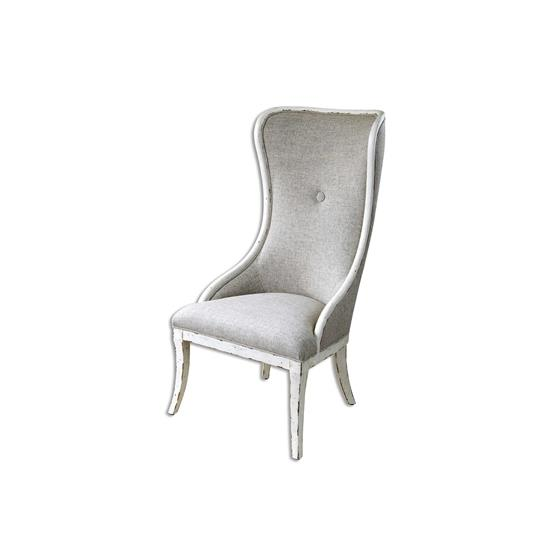 23218 Selam Wing Chair by Uttermost-3