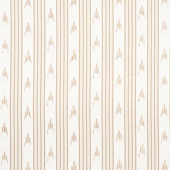 74222 Santa Barbara Ikat Neutral by Schumacher