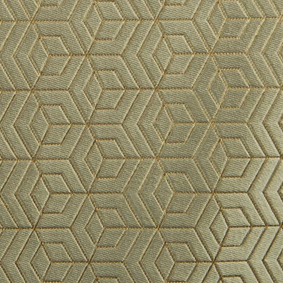 A9 00051875 Hoopstar Pelican Gold By Aldeco Fabric