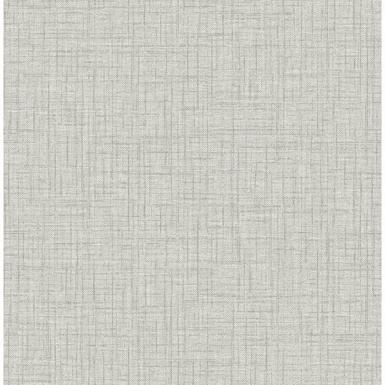 2969-26057 Pacifica Jocelyn Grey Faux Fabric Greyby A-Street Prints Wallpaper