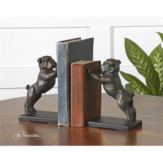 19643 Bulldogs S/2 by Uttermost