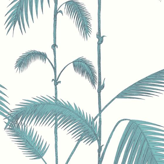 66/2012 Palm Leaves Cole and Son Wallpaper
