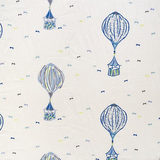 A9 00011902 Hot Air Balloons Cool Party By Aldeco Fabric