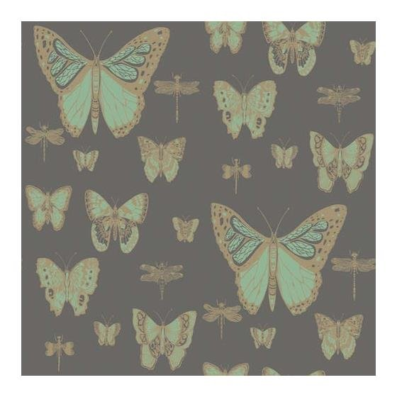 103/15067 Butterflies and Dragonflies Cole and Son Wallpaper