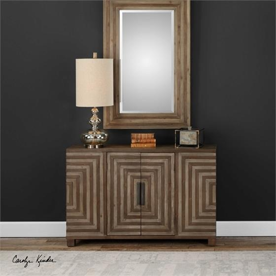 24773 Layton Console Cabinet by Uttermost