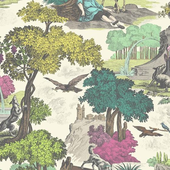 99/16064 Versailles Grand Cole and Son Wallpaper