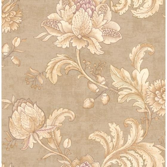HE51309 Heritage by Seabrook Wallpaper