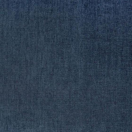66891 Indigo, Blue Solid Upholstery by Greenhouse