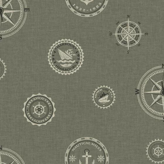 NY4807 Nautical Living by York Wallpaper