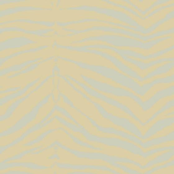 WMAMF070206 Zebra, Gold Silver by Scalamandre Wall