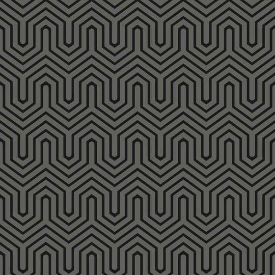 GE3716 Geometric Resource Library, Labyrinth Black