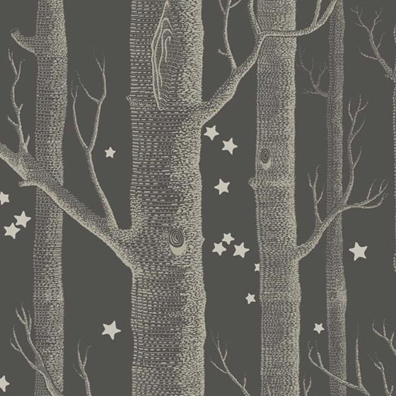 103/11053 Woods and Stars Cole and Son Wallpaper