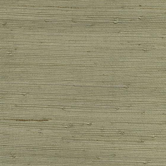 2732-65655 Canton Road Qiantang Grey Grasscloth by Kenneth James Wallpaper
