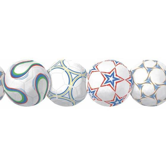 BS5320BD New Soccerball Border by York Wallcoverings