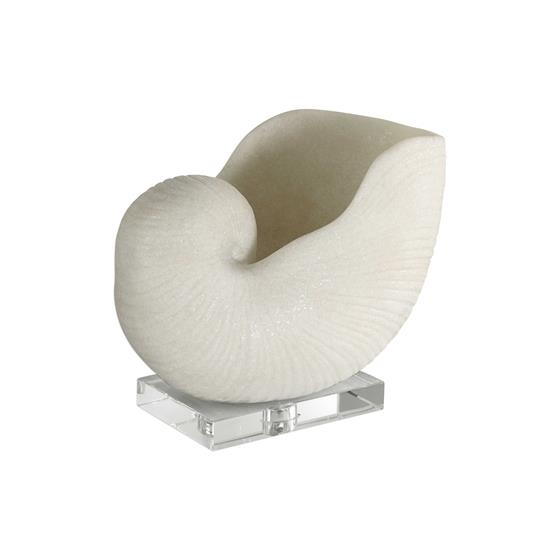 18888 Nautilus Shell Sculpture by Uttermost-3