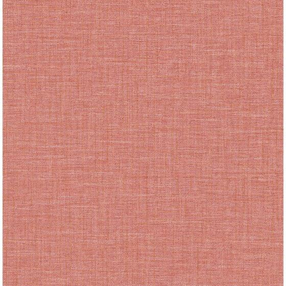 2969-25872 Pacifica Jocelyn Red Faux Fabric Redby A-Street Prints Wallpaper