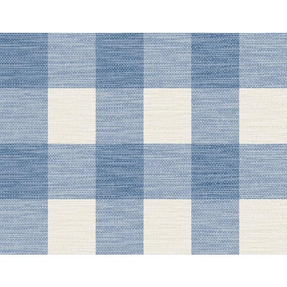 Ln10802 Rugby Gingham Seabrook Wallpaper