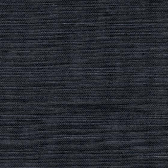 2732-80088 Canton Road Peninsula Navy Sisal Grasscloth by Kenneth James Wallpaper