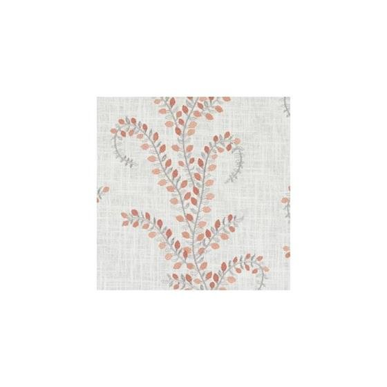 32870-31 Coral - Duralee Fabric